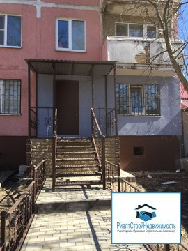 Трехкомнатная не жилая квартира после ремонта с отдельным входом - Фото 1
