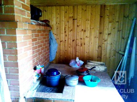 Уютная дача с печью. 6 соток. Около леса. Дорохово 75 км. от МКАД. - Фото 2