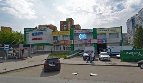 Аренда в ТЦ в Новосибирске