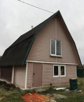 Продажа земельного участка с баней 15 с, деревня Слутка, Новгородский - Фото 1