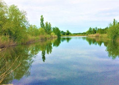 1400 соток с прямым выходом на пруд всего в 3 км. от горо - Фото 2