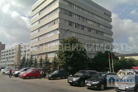 Аренда офиса 520 м2 м. Калужская в административном здании в Коньково - Фото 1