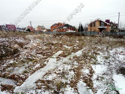 Можайское ш. 20 км от МКАД, Перхушково, Участок 11.55 сот. - Фото 1