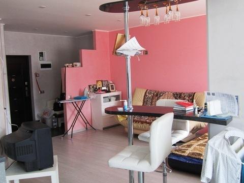 Предлагается 1-комнатная квартира студия в Дмитрове, ул.Космонавтов,56 - Фото 2