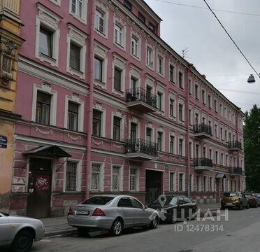 Продажа комнаты, м. Сенная площадь, Ул. Лабутина - Фото 2