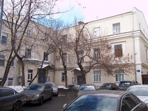 Квартира в центре, Купить квартиру в Москве по недорогой цене, ID объекта - 317968552 - Фото 1