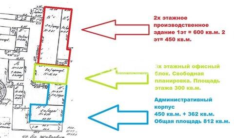 3х этажное здание 900 кв.м. Б. Жабровых 6 - Фото 2