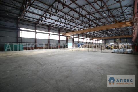 Аренда помещения пл. 550 м2 под склад, Щелково Щелковское шоссе в . - Фото 2