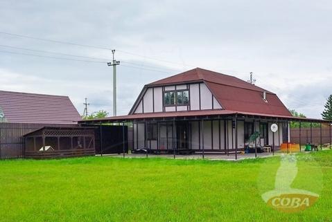 Продажа дома, Юшала, Тугулымский район - Фото 1