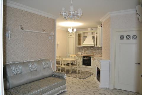 Сдается - 4 комнатная квартира с евроремонтом - Фото 1