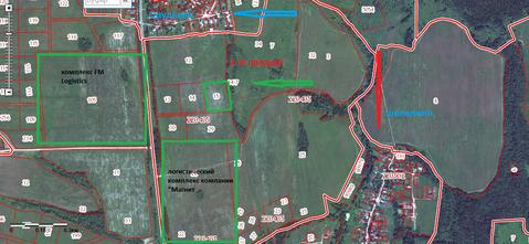 Продам участок 2 га, земли промназначения, 5 км до города - Фото 1