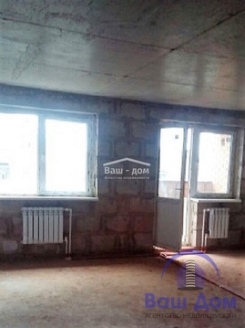 3 комнатная квартира в новом доме. Александровка, ост. Кафе Премьера. - Фото 2
