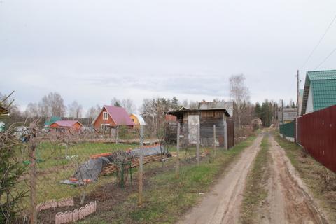 Земельный участок около Вяткино 10 соток 5 км от Владимира - Фото 5