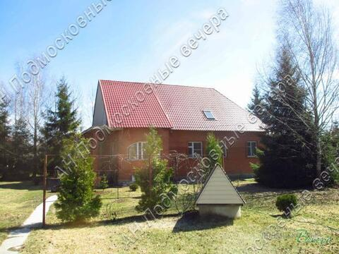 Калужское ш. 15 км от МКАД, Фоминское, Коттедж 200 кв. м - Фото 1