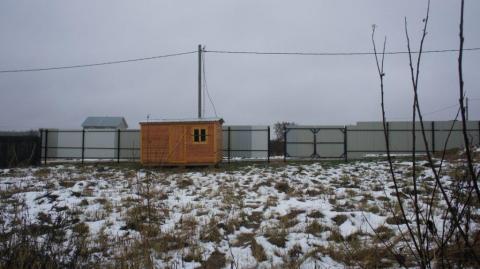 Участок 15 сот. в деревне, ИЖС, электричество подключено 15 квт, огорож - Фото 4