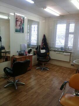 Доля &188; в парикмахерской 32кв.м. в г.Яхрома - Фото 5