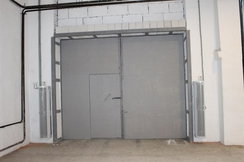 Отапливаемое производственно-складское помещение 316 кв.м - Фото 5