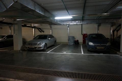 Продажа машиноместа в подземном паркинге - Фото 4