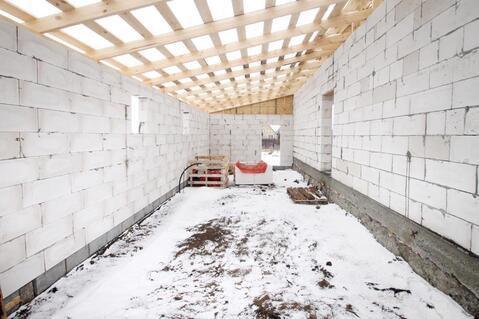 Продам недостроенный дом 72 м2 на 10 сотках - Фото 2