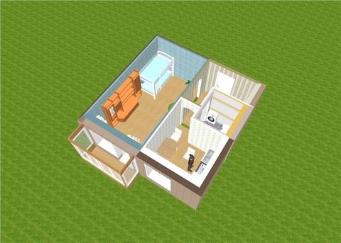 Гайдара, 8, Купить квартиру в Перми по недорогой цене, ID объекта - 322259624 - Фото 1