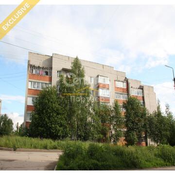 Отличная квартира по улице Октябрьская, Купить квартиру в Переславле-Залесском по недорогой цене, ID объекта - 320264594 - Фото 1