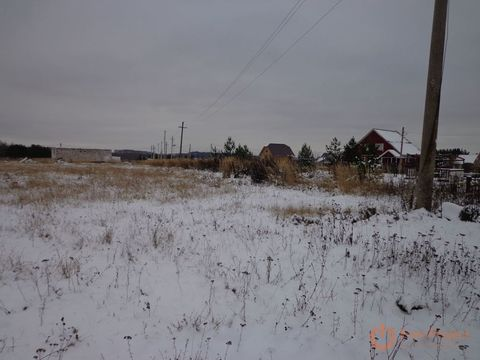 Земельный участок 20 соток в д.Богословское - Фото 1