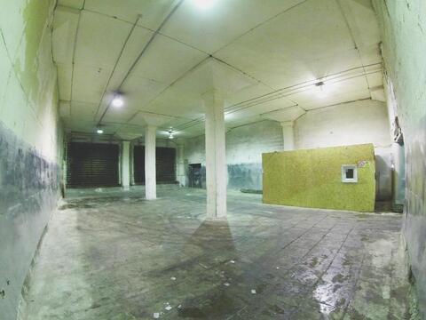 Аренда склада 1 этаж, 204 м2 с пандусом - Фото 1