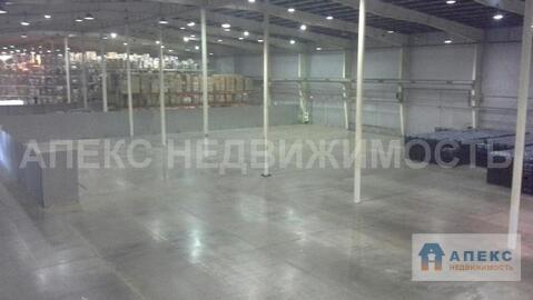 Аренда склада пл. 4000 м2 Видное Каширское шоссе в складском комплексе - Фото 4