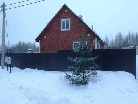Продам дом 90кв.м. на 6сот в д.Алексеевка го Чехов МО в 49км от МКАД - Фото 4