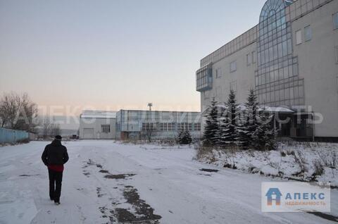 Продажа склада пл. 7200 м2 Солнечногорск Ленинградское шоссе - Фото 1