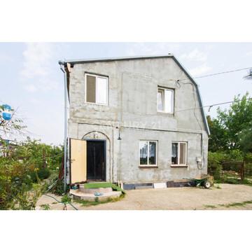 Дом 110 кв.м. + 15 соток земли п.Хомуты - Фото 1
