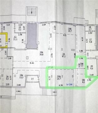 Аренда помещения по адресу Карла Маркса 20 (ном. объекта: 1260) - Фото 2