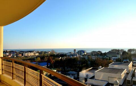 Двухкомнатная квартира в самом центре Адлера с шикарным видом на море! - Фото 3