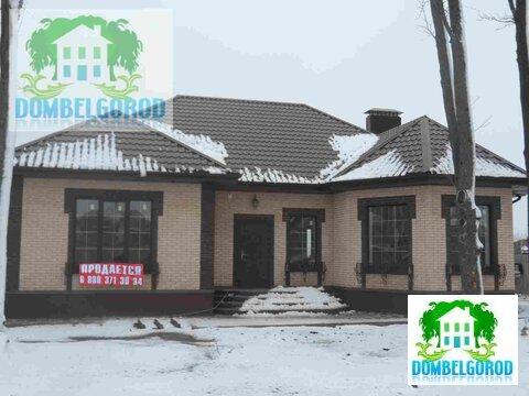 Красивый просторный дом в Новосадовом - Фото 1