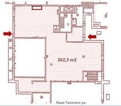 Продажа помещения свободного назначения 262 м2 - Фото 5