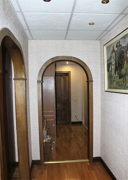4-к квартира, 84.6 м, 10/10 эт. Ворошилова, 35а - Фото 5