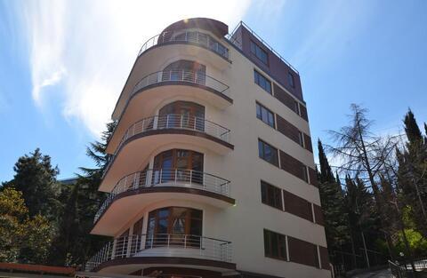 3-комнатная квартира, у моря в Гурзуфе. 30 метров до пляжа - Фото 1