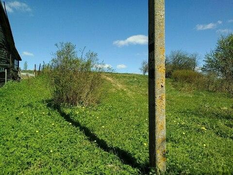 Участок 41,6 сот. у озера, в дер. Филиппово Дедовичского района - Фото 3