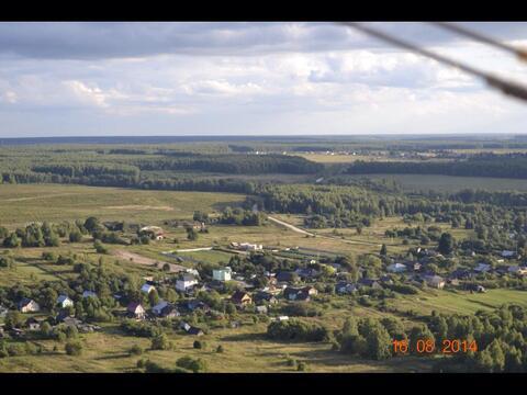 Рубленный дом в деревне Киржачского района - Фото 1