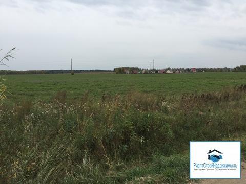 Участок промышленного назначения в 1 км Минского шоссе, газ - Фото 5