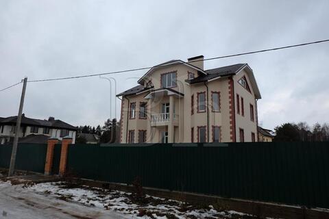 Продается земельный участок 15 соток с домом 483кв.м.Дом готов к . - Фото 1