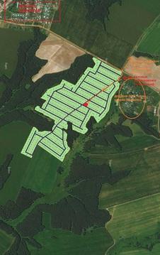 Продается земельный участок 16 соток ИЖС дешево в красивом месте - Фото 2