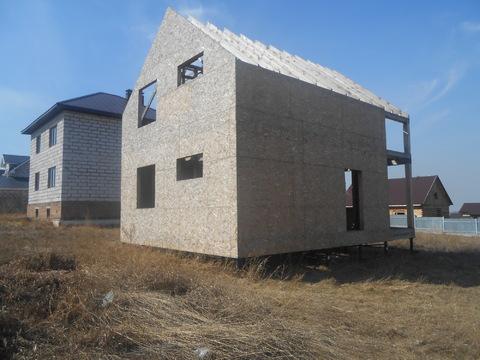 Продам дом-каркас 100кв в Новокузнецово - Фото 4