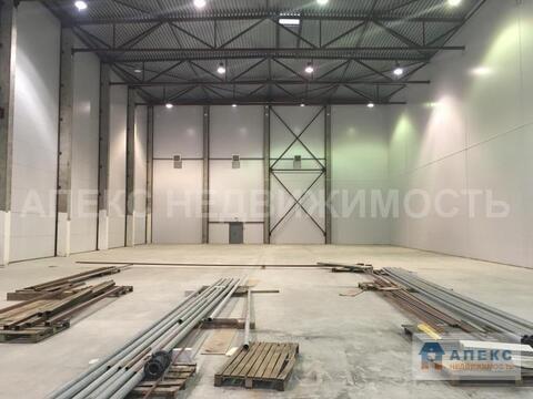 Аренда помещения пл. 1400 м2 под склад, Подольск Варшавское шоссе в . - Фото 5