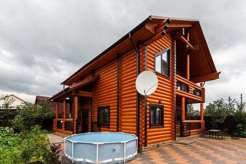 Продается 2-этажный дом 168 кв.м, СНТ Ручеек, г. Люберцы - Фото 3