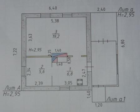 Продам дом с видом на Амур - Фото 1