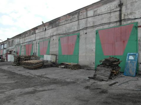 Аренда склада, Липецк, Ул. Ударников - Фото 1