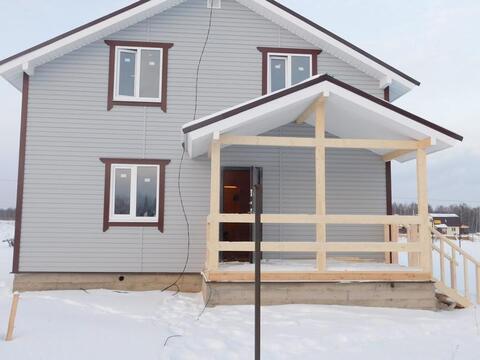 Новый дом из бруса в поселке Усадьба Тишнево , 8 соток, Киевское ш - Фото 2