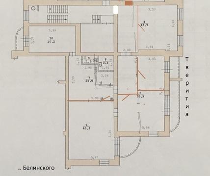 Коммерческая недвижимость, ул. Белинского, д.85 - Фото 1