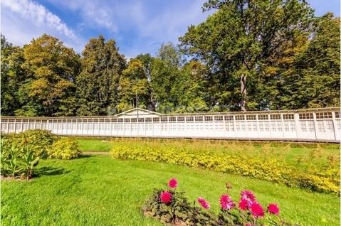 Уникальное графское имение и участок земли 53 га под Сигулдой - Фото 5